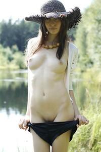 Model Lena in Fabulous Girl