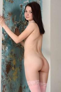 Model Lusia in Sexual Desire